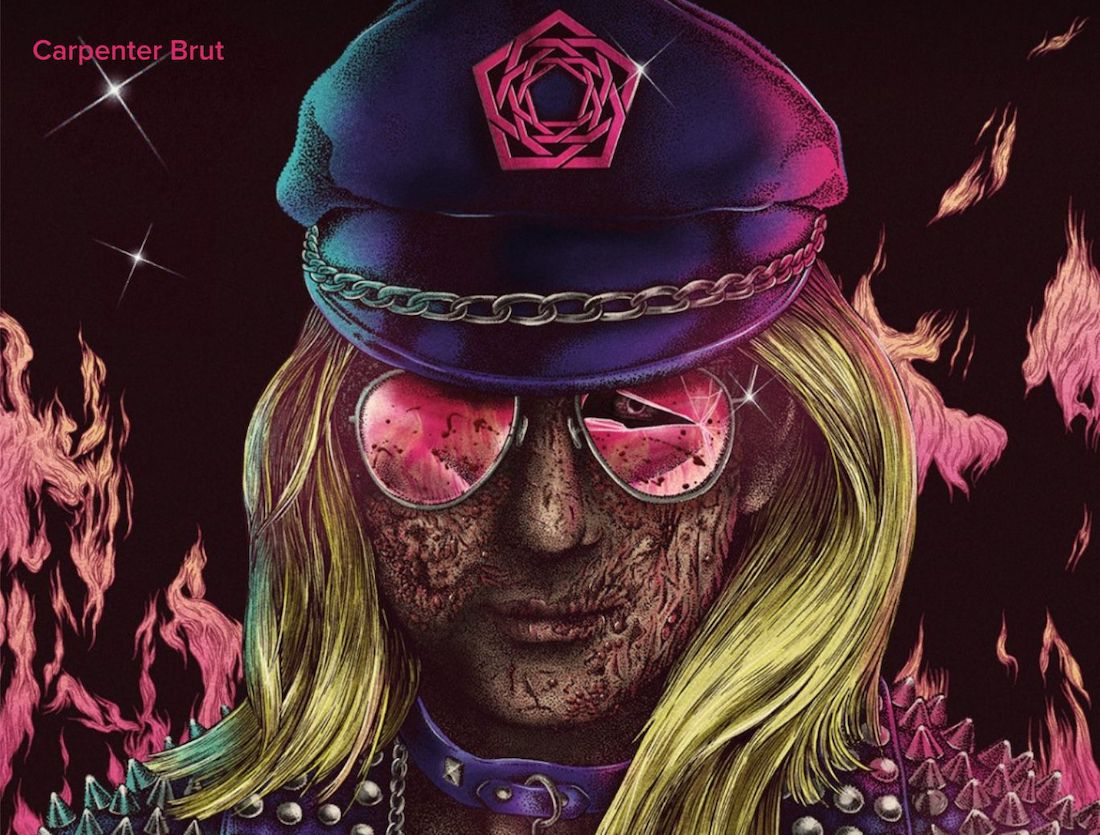 The Changing Color of Carpenter Brut: A Q&A